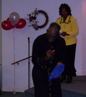 Pastor Cooper's Birthday Celebration