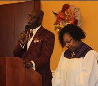 Bishop & Pastor Cooper