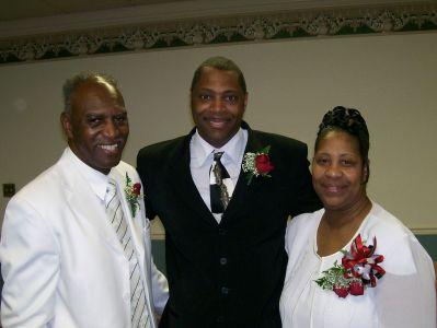 Bishop Reed Bishop & Pastor Cooper