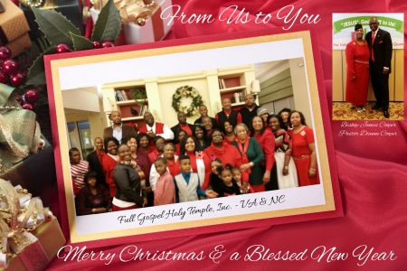 2017 Christmas Fellowship