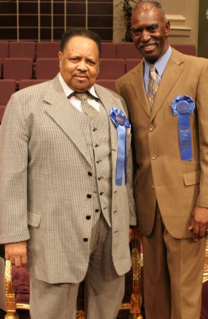 Apostle Lobias & Bishop Cooper - 1st Year with FGHT