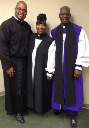 Elder Patrick & Bishop Pastor
