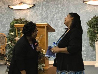 Pastor Cooper & Co Pastor Thompson