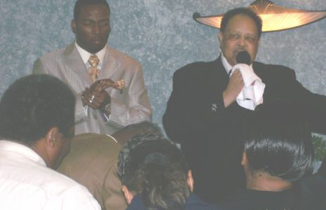 Apostle Consecrates Bishop, Pastor & Church