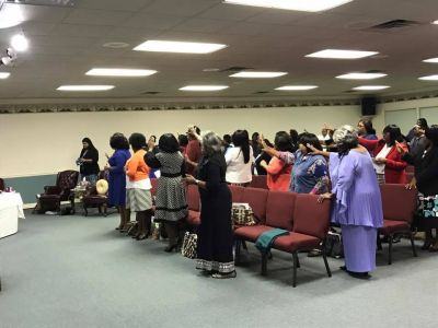 Praying Women Of God