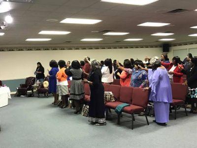 Praying Women Of God
