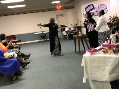 Women's Conference Prize Give Aways 2016